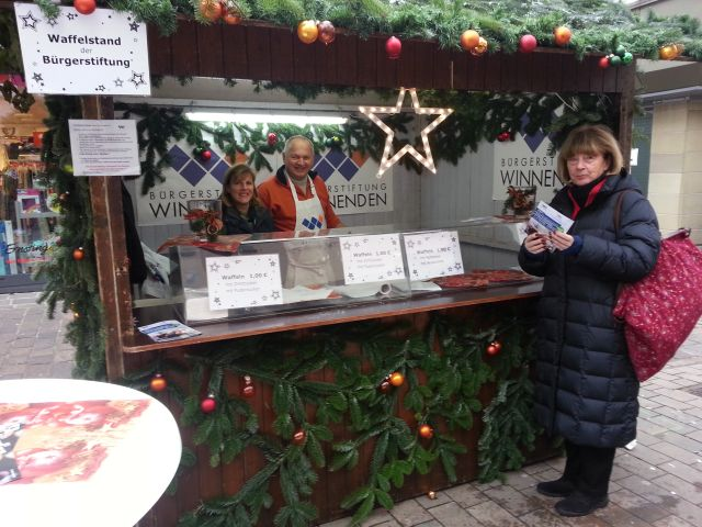Weihnachtsmarkt Winnenden.Winnender Weihnachtsmarkt 2017 Vds